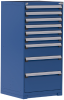 Heavy-Duty Stationary Cabinet (with Compartments) -- R5ADG-5821 -Image