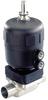 Type 2731 - Pneumatically operated 2-way Diaphragm Control Valve -- 2731 -Image