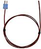 Digi-Sense Type-T, FEP-Insulated Probe, Coated Junct, Mini Conn, UnGRD, 10Ft 24-Gauge -- GO-08466-83