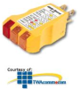Ideal Receptacle Tester -- 61-500 -- View Larger Image