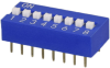 DIP Switches -- 2223-DS01C-254-S-08BE-ND -Image