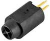 Laser Diode Socket, 1.43mm Pitch circle, Solder Dip, 4pin -- LD143-4P-xxx - Image