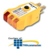 Ideal GFCI Receptacle Tester -- 61-501 -- View Larger Image