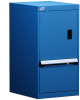 Stationary Compact Cabinet with Partitions -- L3ABG-3439B -- View Larger Image