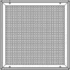 Non-Hinged Filter Grille -- SSFG Lattice - Image