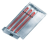 Overhead Electric Infrared Heaters - 6 KW Series