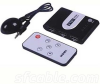 3 Way HDMI Switch w/Remote, 1080p v1.3b Power Free -- 1103-SF-13