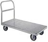 WESCO Lightweight Aluminum Platform Trucks -- 5784300