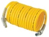 Air Hose,1/4 In x 12 Ft,1/4 NPT,Nylon -- 14X12B03