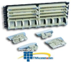 Panduit® Pan-Punch Category 5e 19in. Rack Mount Panel.. -- P110B1005R4WJY