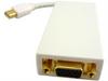 Mini DisplayPort to VGA Adapter -- 184032 - Image