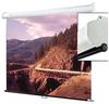 Luma with Auto Return Manual Projection Screen -- 207117