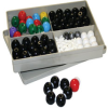 Semi-Space Filling Molecular Model Set -- MOLE1003