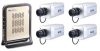 GeoVision NVR Lite System with H.264 Fixed Lens Box Camera Package -- GV-NRBX1-F