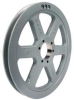 V-Belt Pulley,QD,10.6 In OD,1 Groove -- 6YRF3 - Image