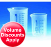 Griffin Beaker 1000 ml PP LF Blue Grad -- 4AJ-9013262