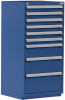 Heavy-Duty Stationary Cabinet (with Compartments) -- R5ADD-5827 -Image