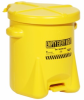 Poly Oily Waste Can -- CAN525