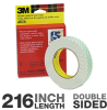 3M 4026 Scotch Foam Mounting Double Sided Tape - 1