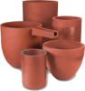Syncarb Z2 Hybrid Ceramic Bonded Clay Graphite Crucible