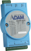 15-ch Isolated Digital I/O Modbus TCP Module -- ADAM-6250
