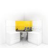 Corner Unit Workbench -- RS-J18303414X