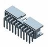 Board and Wire Connectors, 2.00 mm (0.079 in.), Minitek™ Unshrouded Headers, Minitek™ Unshrouded, Standard Headers, Attachment type (Board)=Through Hole -- 10072353-F01-16ULF