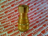 COUPLER QUICK FEMALE 1/8IN NPTF BRASS POPPET .8GPM -- BH160 - Image