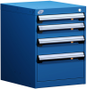 Stationary Compact Cabinet with Partitions -- L3ABD-2403L3B -Image