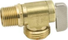 "MINI BALL VALVE SEDIMENT FAUCET 1/2"" DUAL MIP X COPPER -- IBI914861"