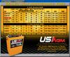 6 Volt AGM Maintenance Free Battery -- US AGM305