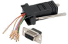 StarTech.com DB9 to RJ45 Modular Adapter - Serial adapter - DB -- E89318
