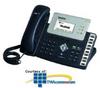 ITT Cortelco Yealink Series Advanced IP Phone with PoE -- SIP-T26P