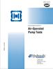Air-Operated Pump Tests (ANSI/HI 10.6) -- B125