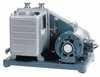 Rotary vane vacuum pump for corrosive gases, 5.6 cfm, 230 VAC -- GO-79201-15