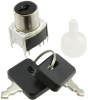 Keylock Switches -- 360-2918-ND - Image