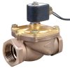 2-Way Anti-Waterhammer Solenoid Valve -- SV280 - Image