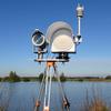 Optical Microwave Scintillometer System
