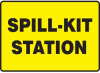 Spill-Kit Station Sign -- SGN566