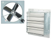 TPI® Belt-Drive Exhaust Fans and Wall Shutters -- 2831200