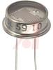 Photocell; 100 Kilohms (Min.); 550 nm; 170 Vpeak (Max.); 500 mW @ 25 degC; TO- -- 70136770 - Image