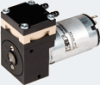 Swing-piston Vacuum Pump -- NPK 09.2 AC Pressure -- View Larger Image
