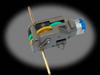 4-Speed Crank Axle Gearbox - Tamiya 70110 -- 0-TAMX7110