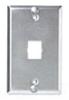 Datacommunication Face Plate -- WMPP-SS - Image