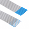 Flat Flex Ribbon Jumpers, Cables -- 0151670250-ND -Image