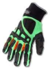 ERGODYNE ProFlex® 925F(x) Dorsal Impact-Reducing Gloves -- Model# 16055