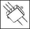 RFI POWER LINE FILTER, 5A, 1mA -- 52K4257