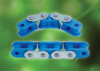 Roller Chain - no lubrication required -- Renold Syno PC Chain - Image