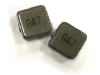 0.36uH, 20%, 0.75mOhm, 32Amp Max. SMD Molded Inductor -- SMHC4020-R36MHF -- View Larger Image