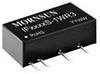 DC/DC - Fixed Input, SIP/DIP Regulated Output (0.75-1W) -- IF0503S-1WR3 - Image